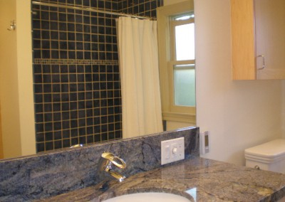 Guest Bath Remodel on Kentucky Ave., Berkeley