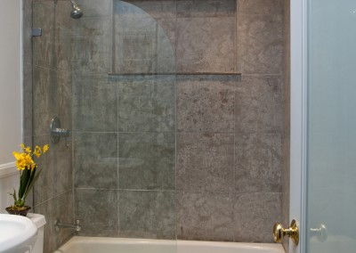 Guest Bath Remodel in Richmond View